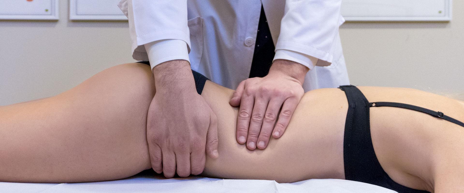 immagine trattamento lombalgia